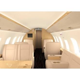 По кресельная аренда Bombardier Challenger 605